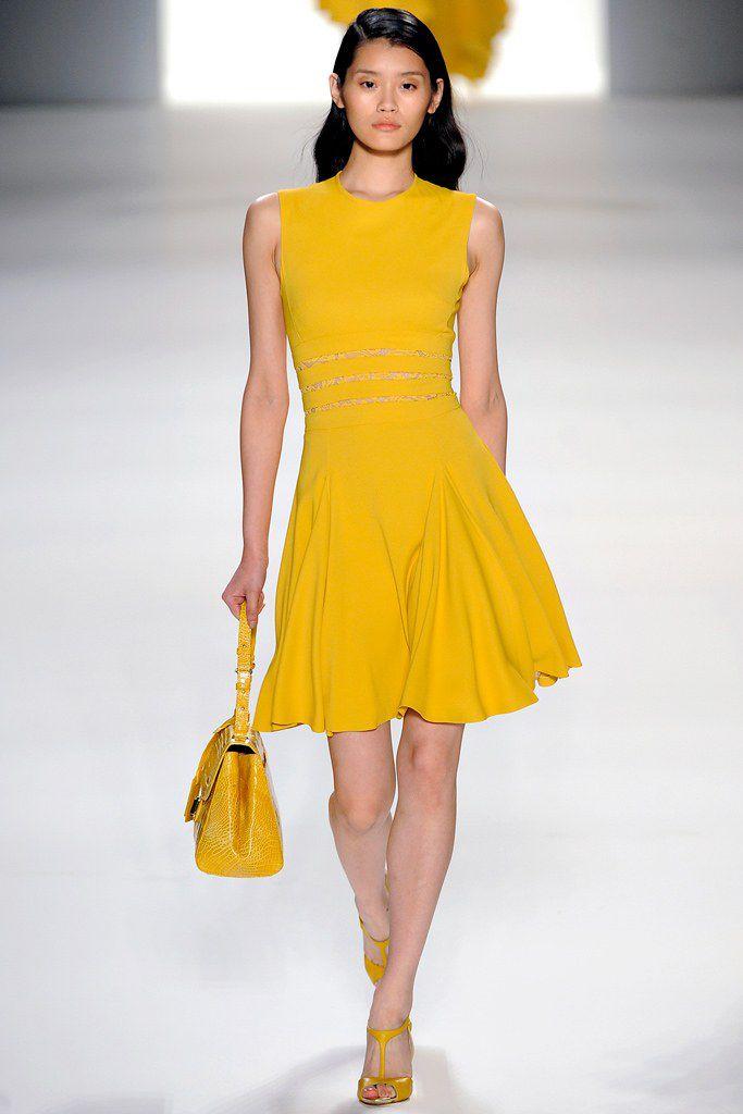 Anja Rubik: Elie Saab Fashion Show 2015 -04 - GotCeleb