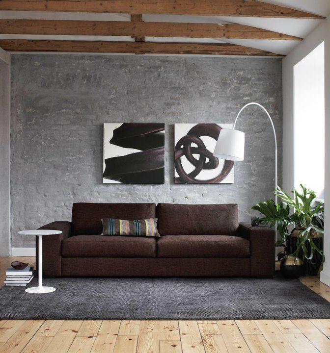 BoConcept Cenova sofa - @ BoConcept Houston.....   Sofás, sillas y ...