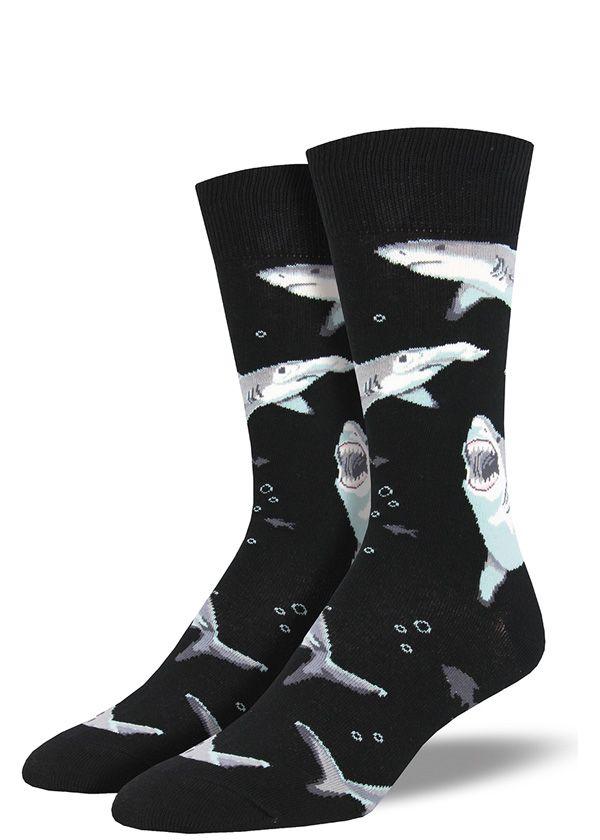 Shark Socks for Men
