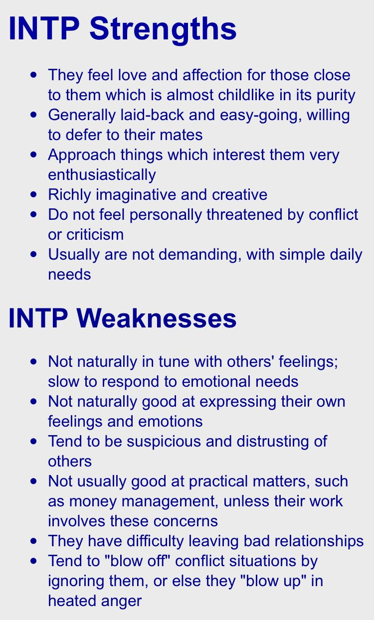 intp female personality