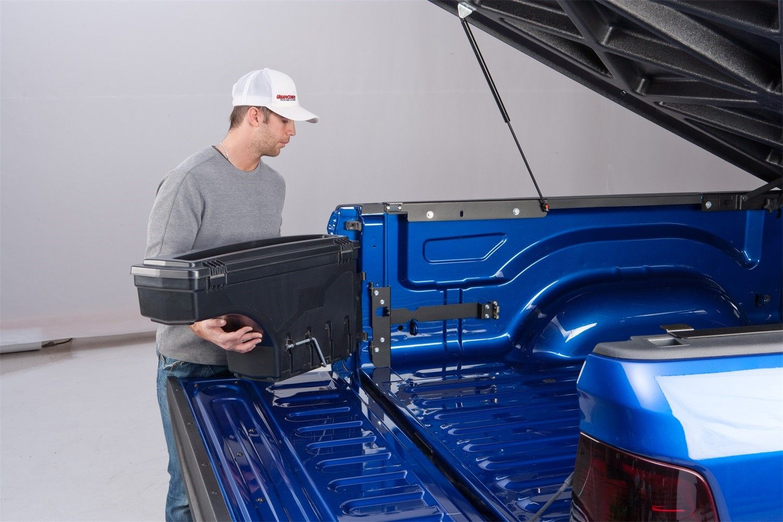 truck undercover Truck bed storage box