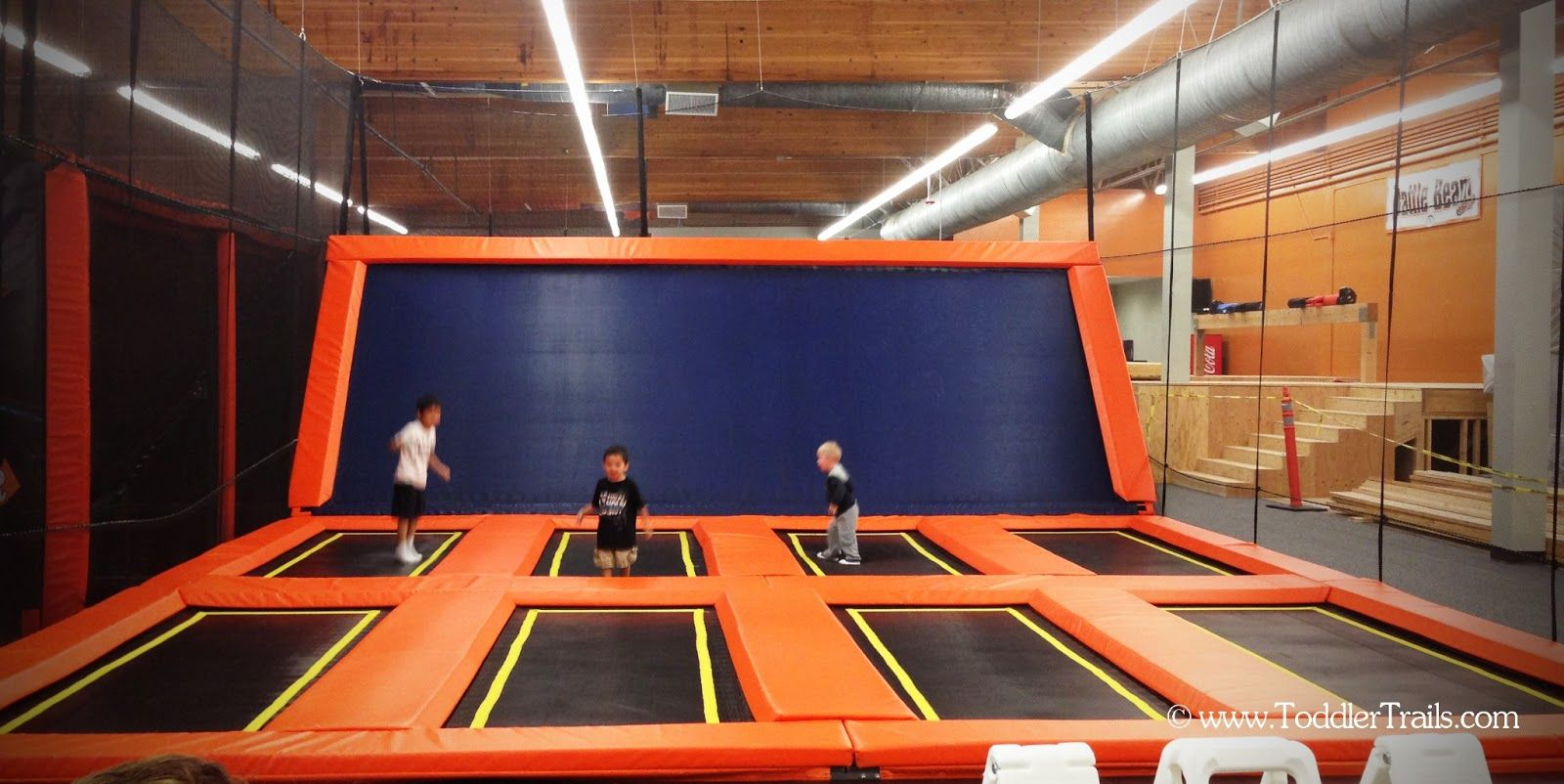 Big Air Trampoline Trampoline park, Trampoline, Backyard