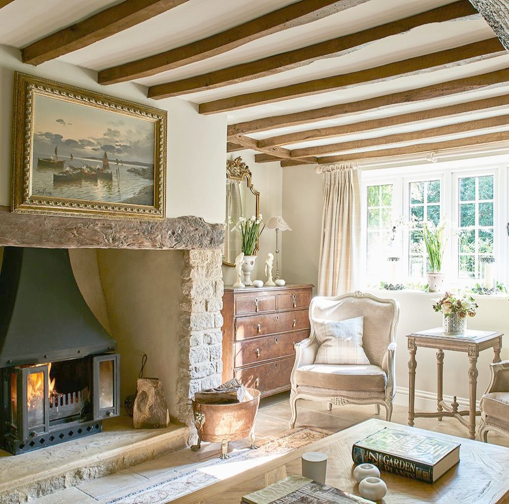 Brilliant Cottage Style Decorating Blogs Collect Farm House Living Room French Country Living Room Cottage Living Rooms