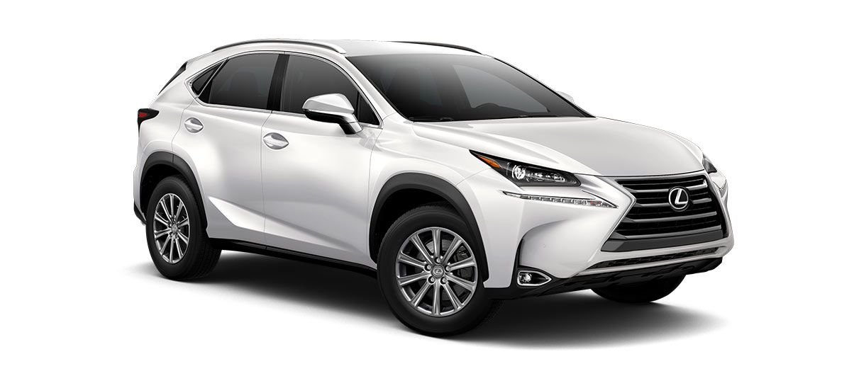 2016 Lexus NX 200t and NX F SPORT Luxury Crossover