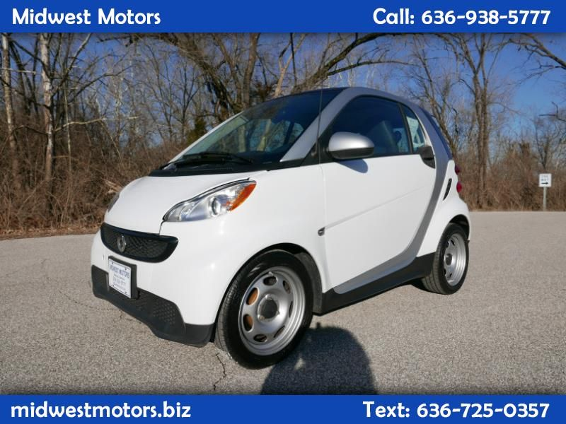Used 2014 smart Fortwo Pure for Sale in ST LOUIS MO 63025