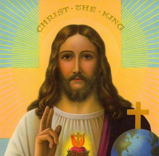 FEAST OF OUR LORD JESUS CHRIST THE KING DOUBLE, FIRST CLASS - double first