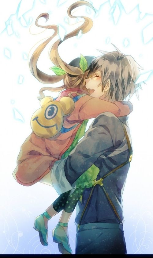 Ludger and Elle!