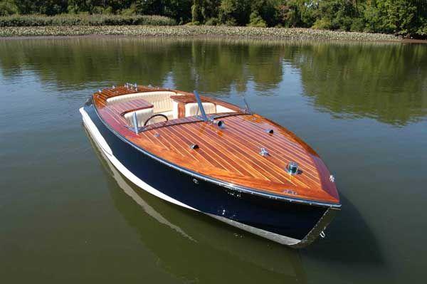 Cherubini Classic 20 | Boats | Boat, Wooden speed boats, Speed boats