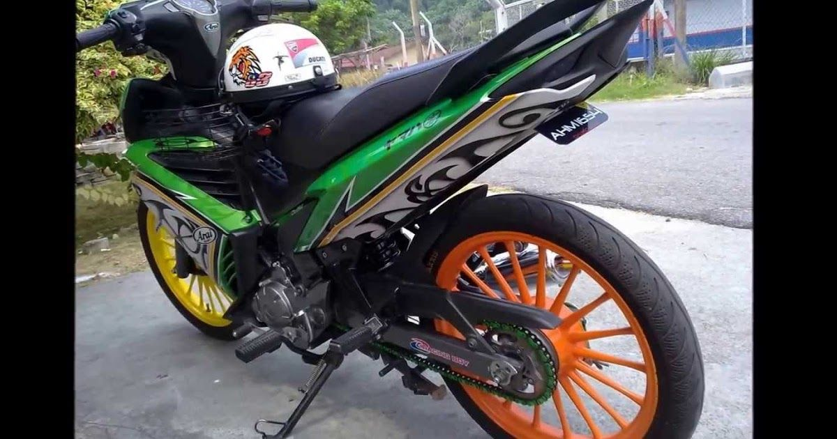 21 Best 135lc Modification 2013 Mypick Youtube Yamaha Lc135 The