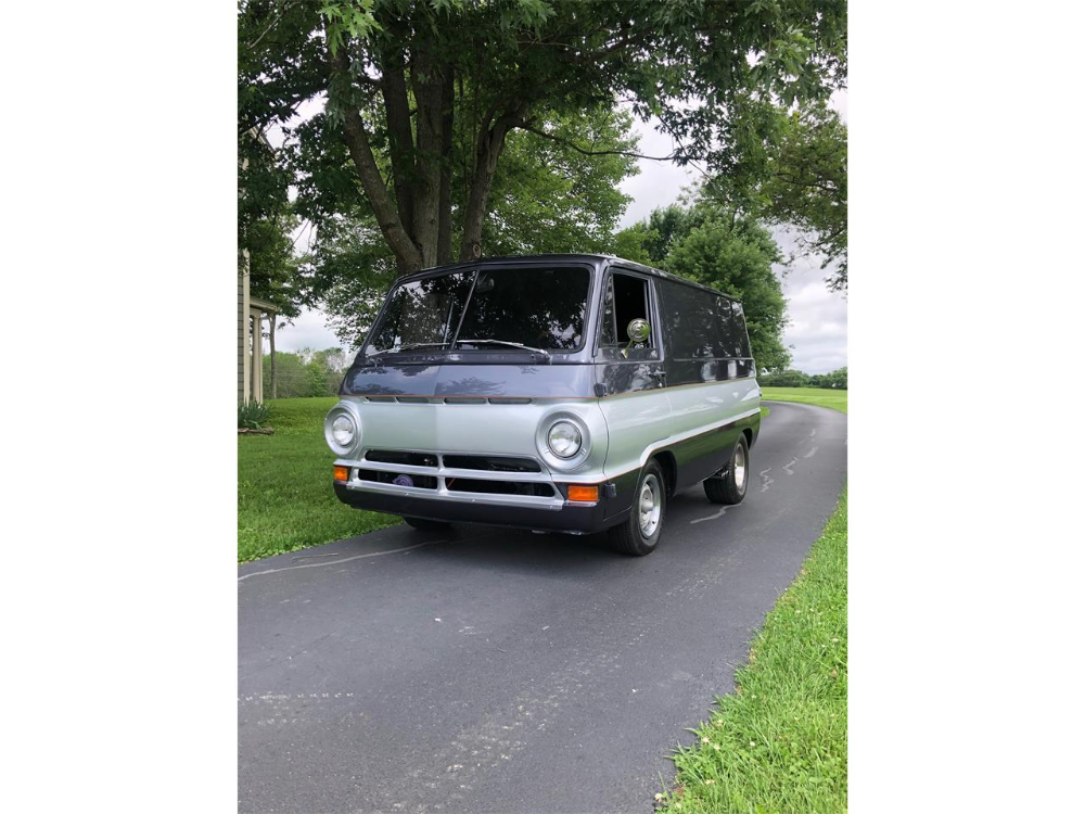 Jumbo Photo of Classic '65 A100 Offered by a Private
