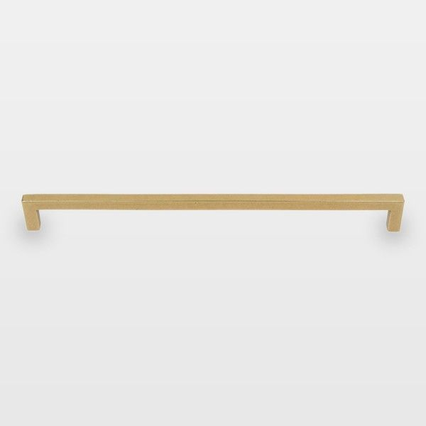 """It 11-5/16"""" Pull - Unlacquered Brass"""