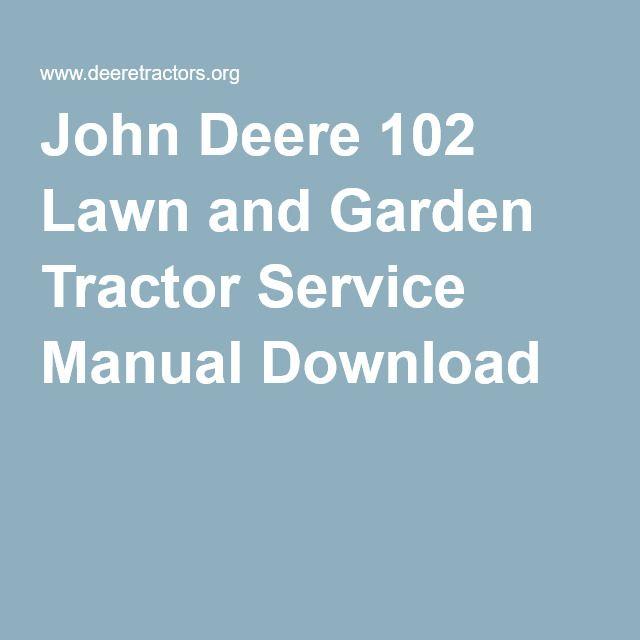 For John Deere 102 Wiring Diagram - WIRE Center •