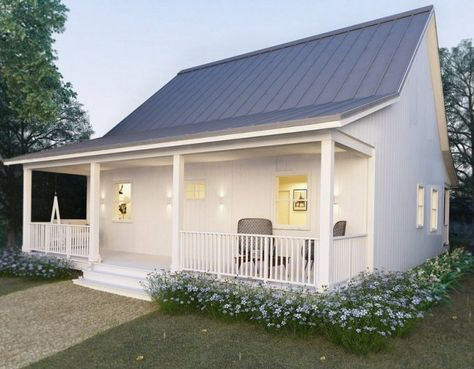 2 bedroom cottage - affordable aust kit homes | COUNTRY HOME ...