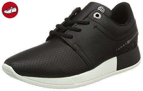 E1285liza 3d1, Sneaker Basses Femme, Bleu (Midnight 403), 38 EUTommy Hilfiger