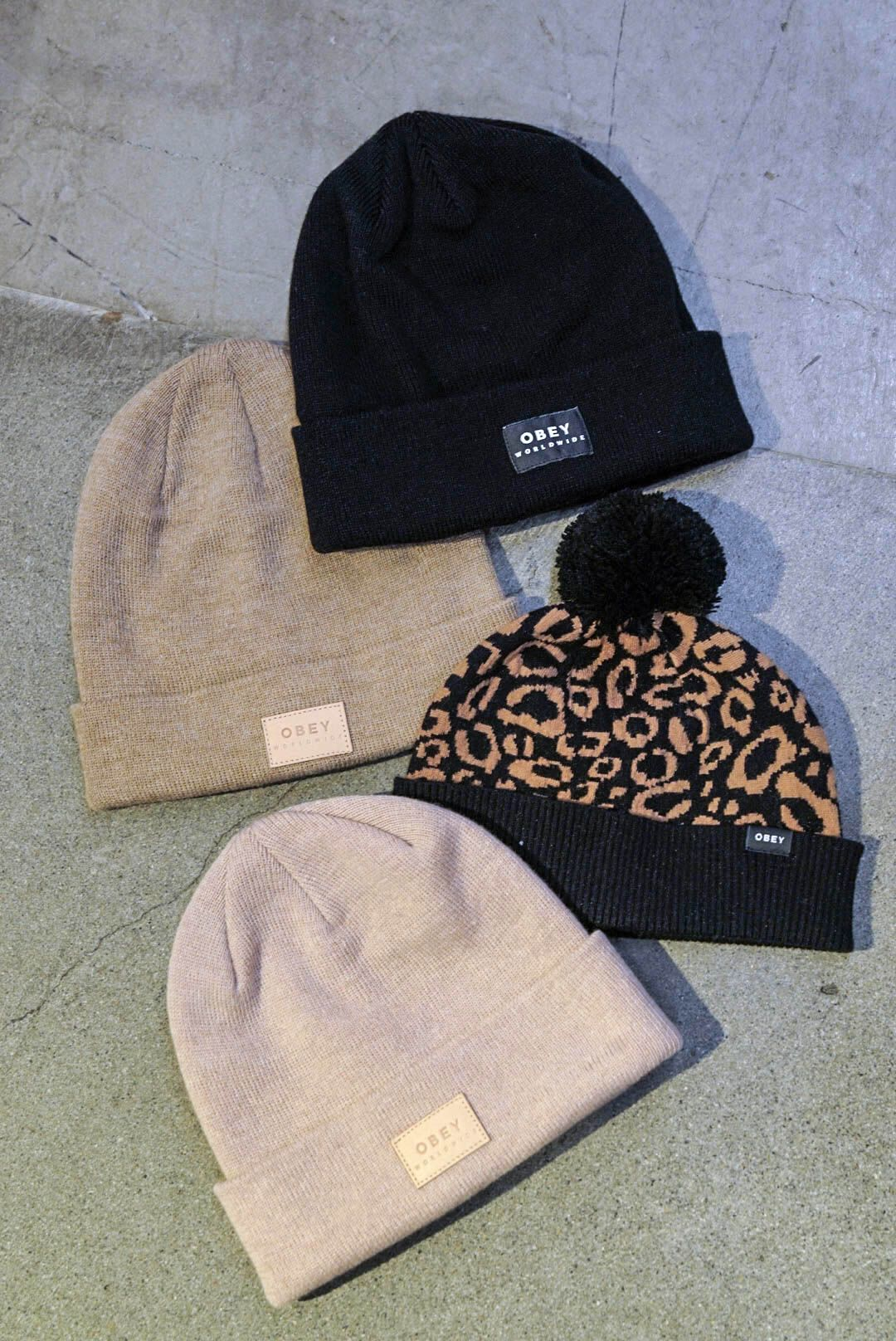 fe4539a9b90 Obey Beanies at Zumiez  purseszumiez