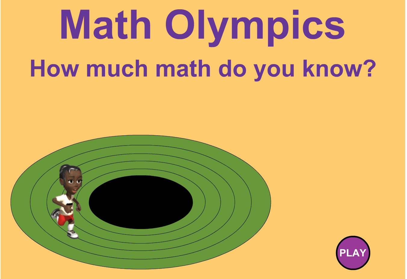 Free Time Game Maths Olympics