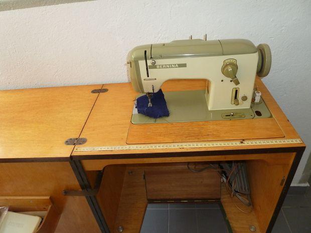 Bernina Tischnähmaschine