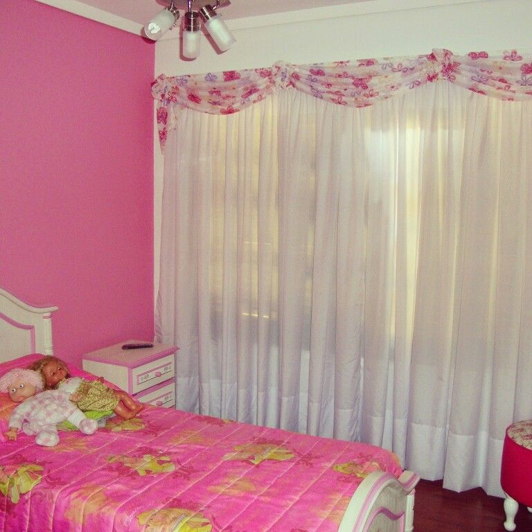 Habitaci n infantil cortinas tradicionales pinterest - Cortina habitacion infantil ...