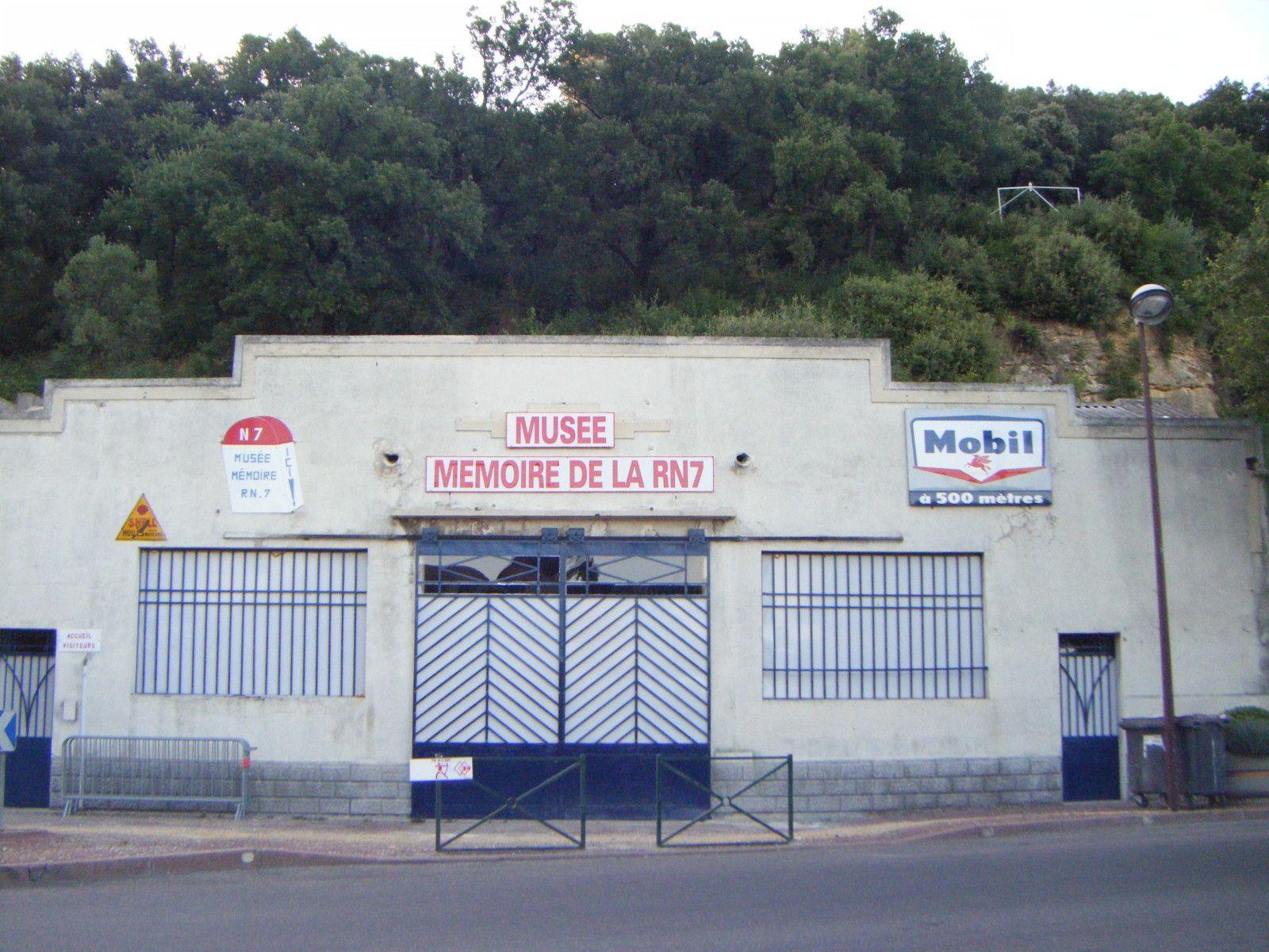 Musée Mémoire de la Nationale 7 Route nationale 7, Musée
