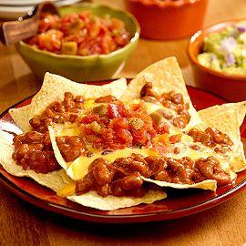 Cowboy Nachos Food Amp Recipe Center