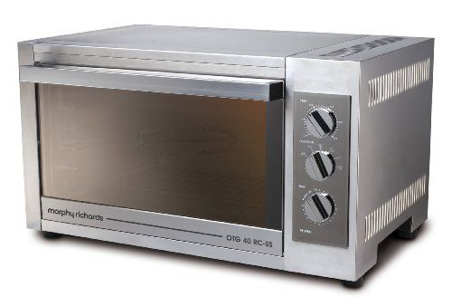 Morphy Richards 40 Rcss 40 Litre Stainless Steel Oven Toaster Grill Stainless Steel Oven Toaster Kitchen Essentials Fulfil your cravings at home with morphy richards otg 52rcss! morphy richards 40 rcss 40 litre