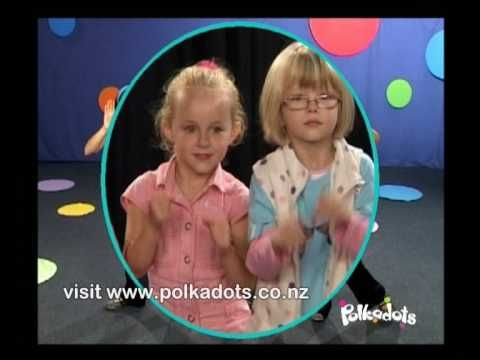 Polkadot stomp! Fun with young kids