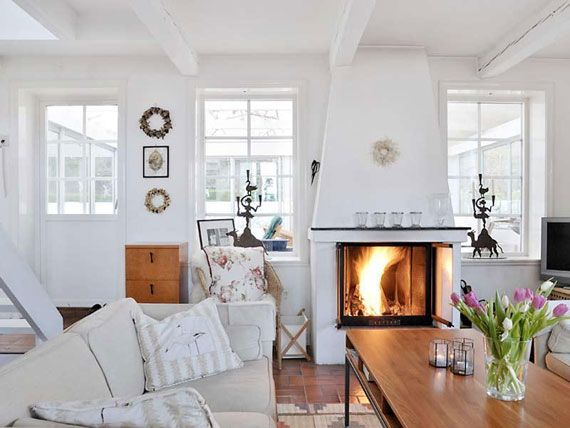 Charmant Swedish Homes « Spearmint Decor