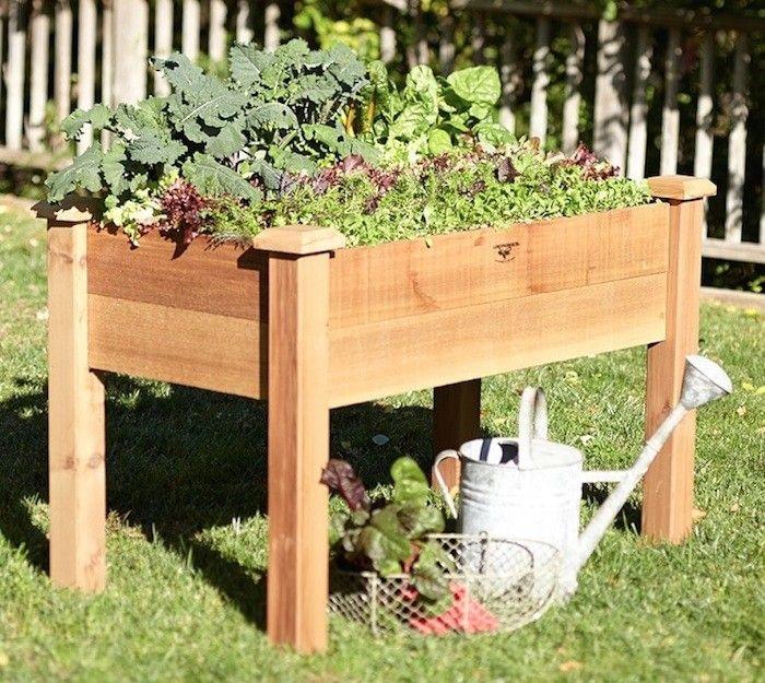 Gronomics-Rustic-Elevated-Garden-bed-gardenista