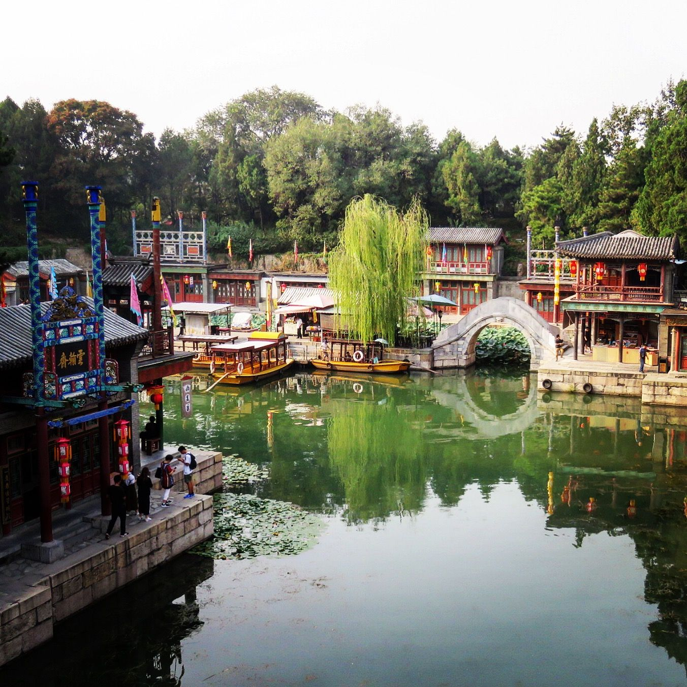 Картинки по запросу summer palace beijing site:pinterest.com