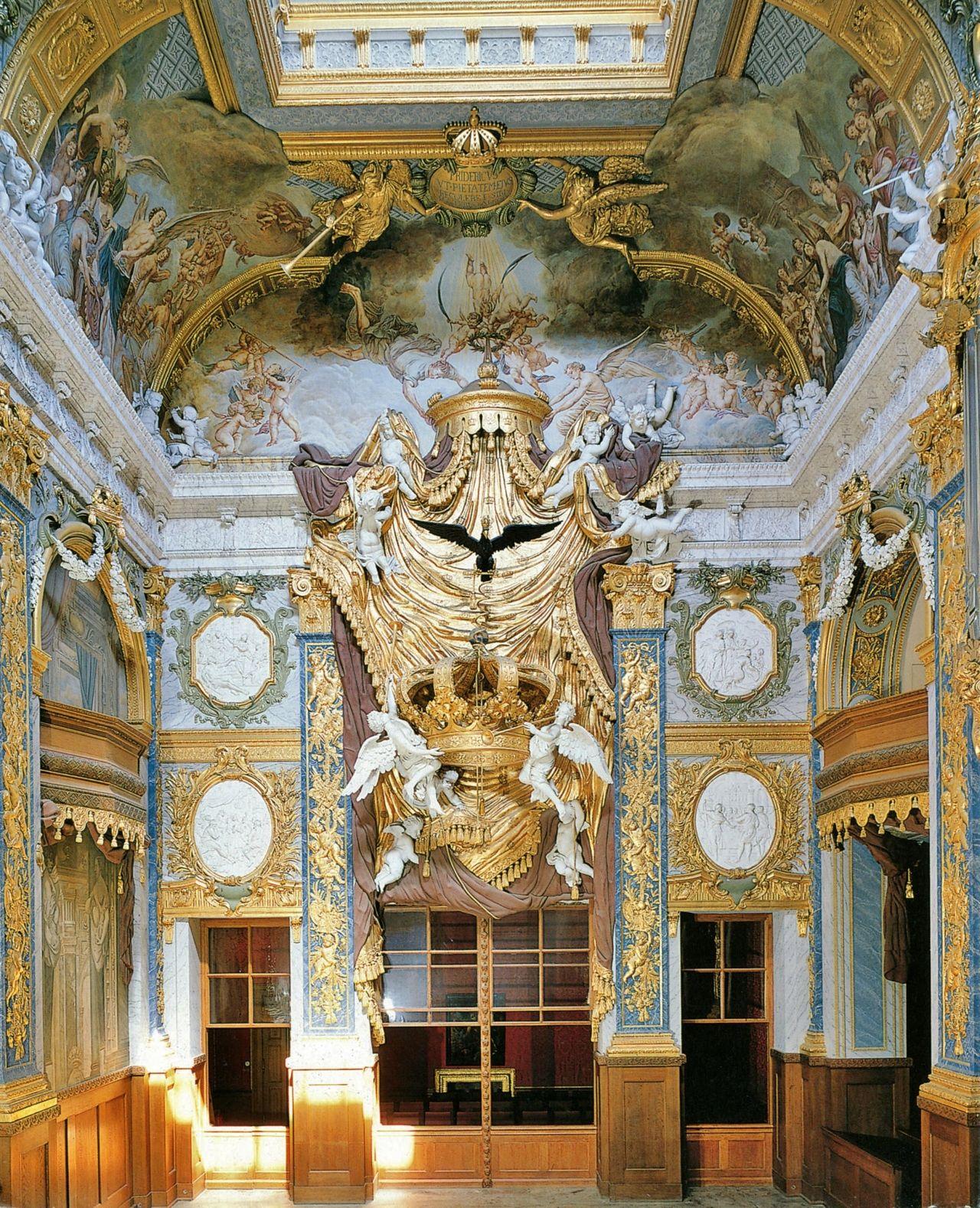 Charlottenburg palace amazing world pinterest palace for Interior architecture berlin