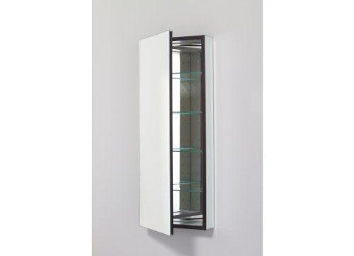 Robern Mp16d6fpll Flat Plain Mirror Cabinet By Robern 1252 68