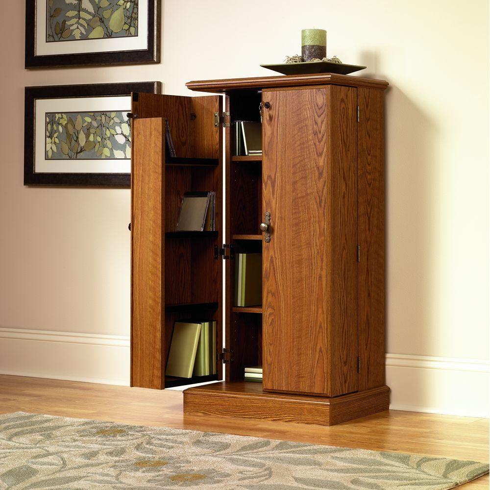 Amazon.com: Sauder Orchard Hills Multimedia Storage ...