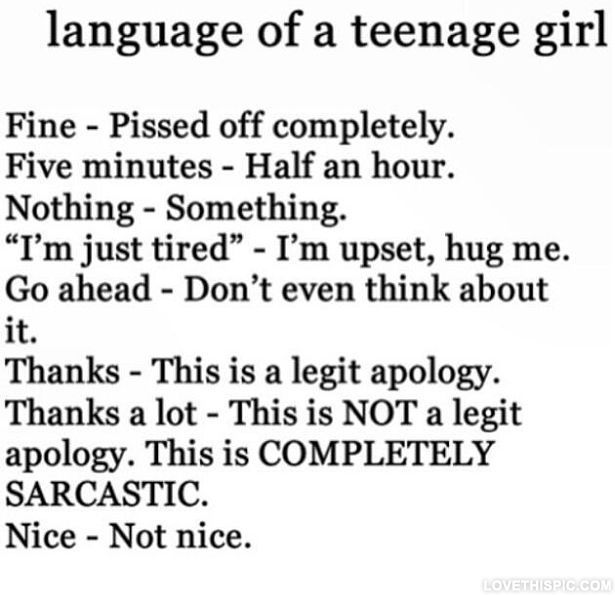 funny jokes girl Teen