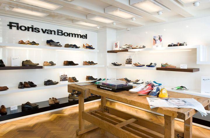 cd77e720a7964 Floris van Bommel flagship store