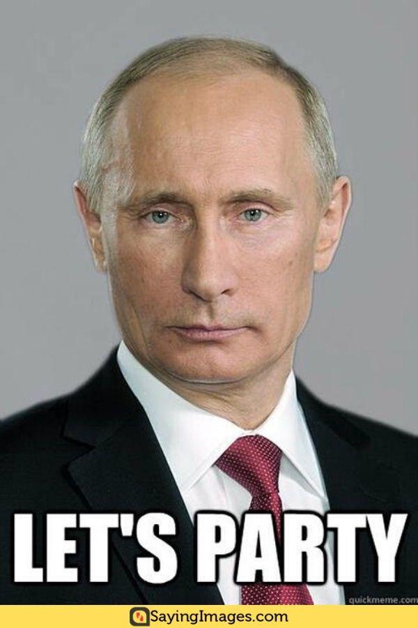 20 Vladimir Putin Memes You Should Totally See | Putin ...