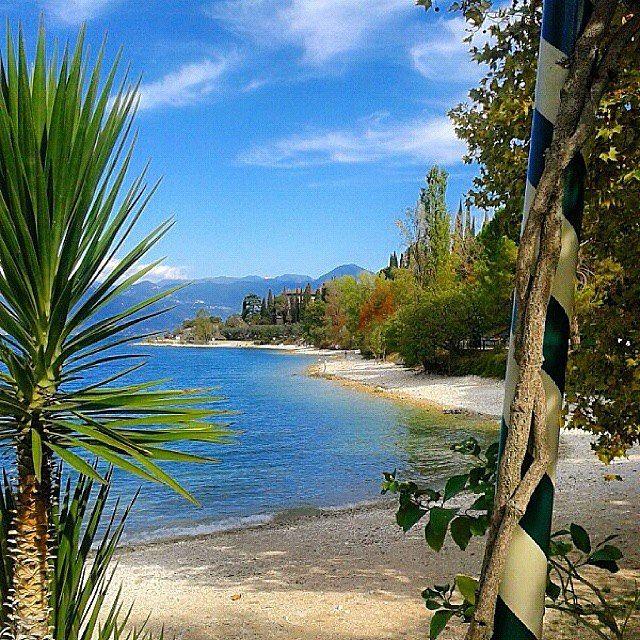 Lake Garda Gardasee Location Baia Delle Sirene Instagramer
