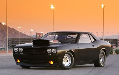 Dodge Challenger  this is the one i want:)