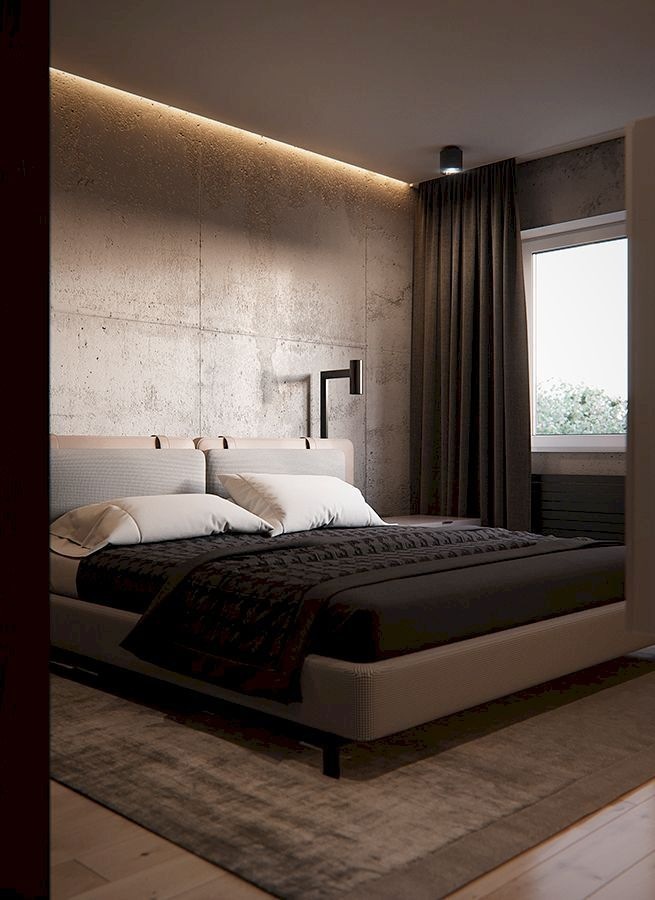 Best 43 Simple But Beautiful Master Bedroom Design Idea 400 x 300