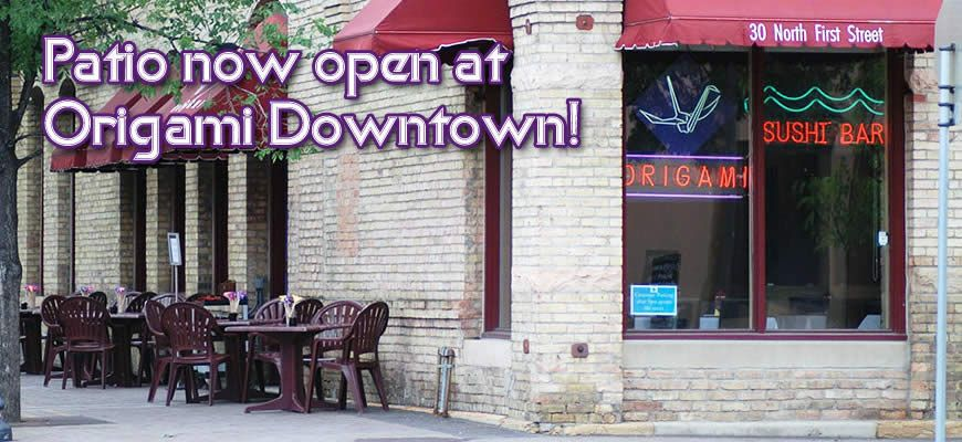 Origami Sushi Try In The Twin Cities Pinterest Minneapolis