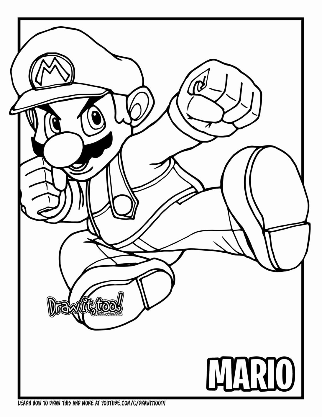 Super Mario Coloring Pages Inspirational Coloring Book Most Marvelous Super Mario Brosng In 2020 Super Mario Coloring Pages Cartoon Coloring Pages Mario Coloring Pages