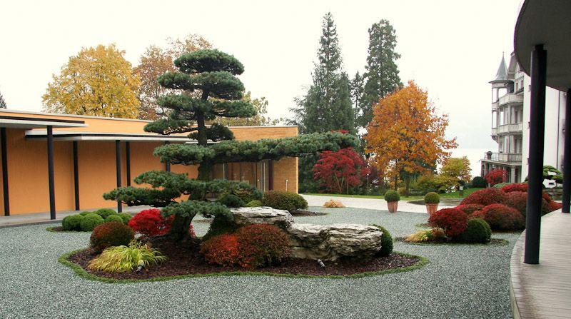 Notter Japan Garten Pius Notter - Gartengestaltung bonzeigarten