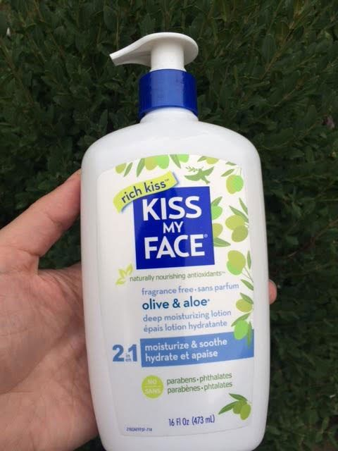 Kiss My Face Olive & Aloe Lotion Review | Kiss my face ...