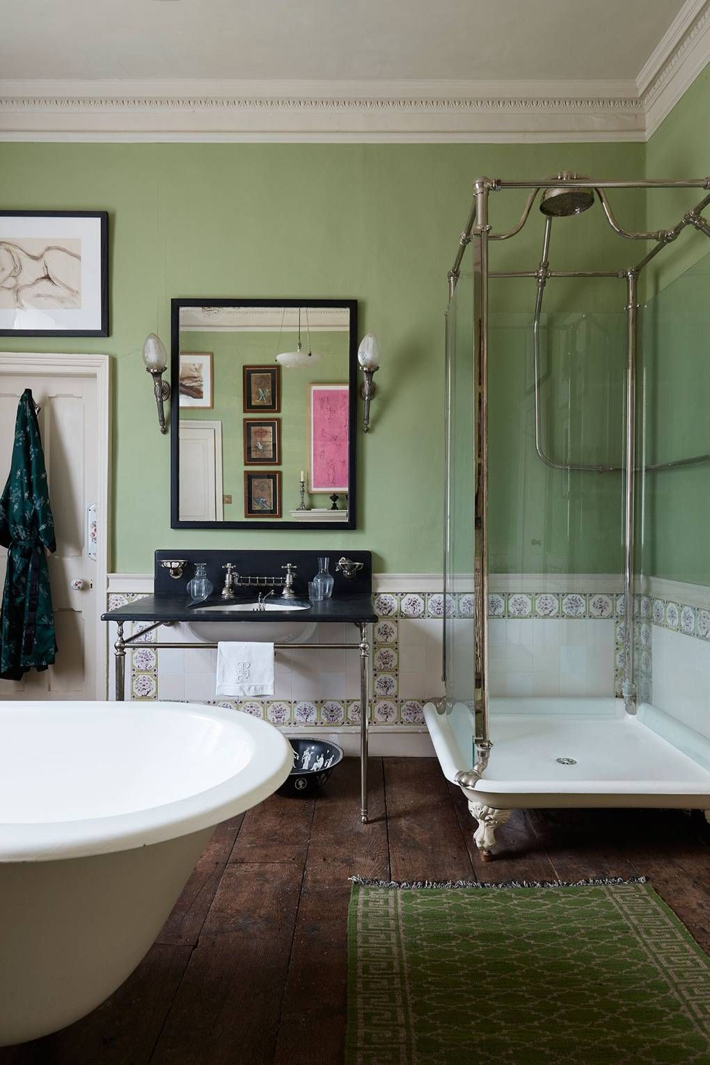 Photo of Edward Bulmer's painstakingly restored Queen Anne house is packed with witty details