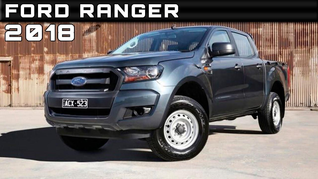 2018 Ford Ranger Review Rendered Price Specs Release Date