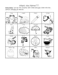 Image result for states of matter coloring sheets | g.science ...