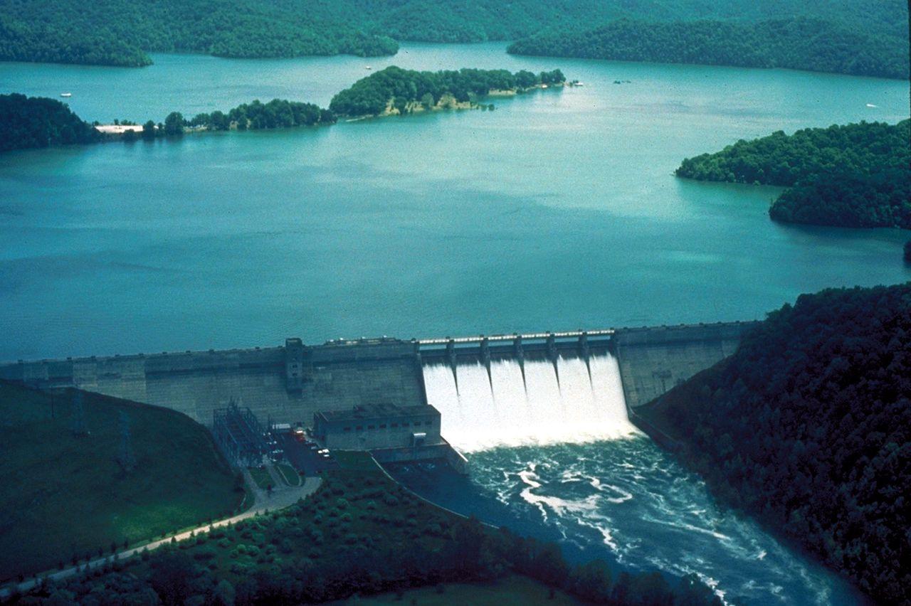 Dale hollow reservoir wikipedia cumberland river