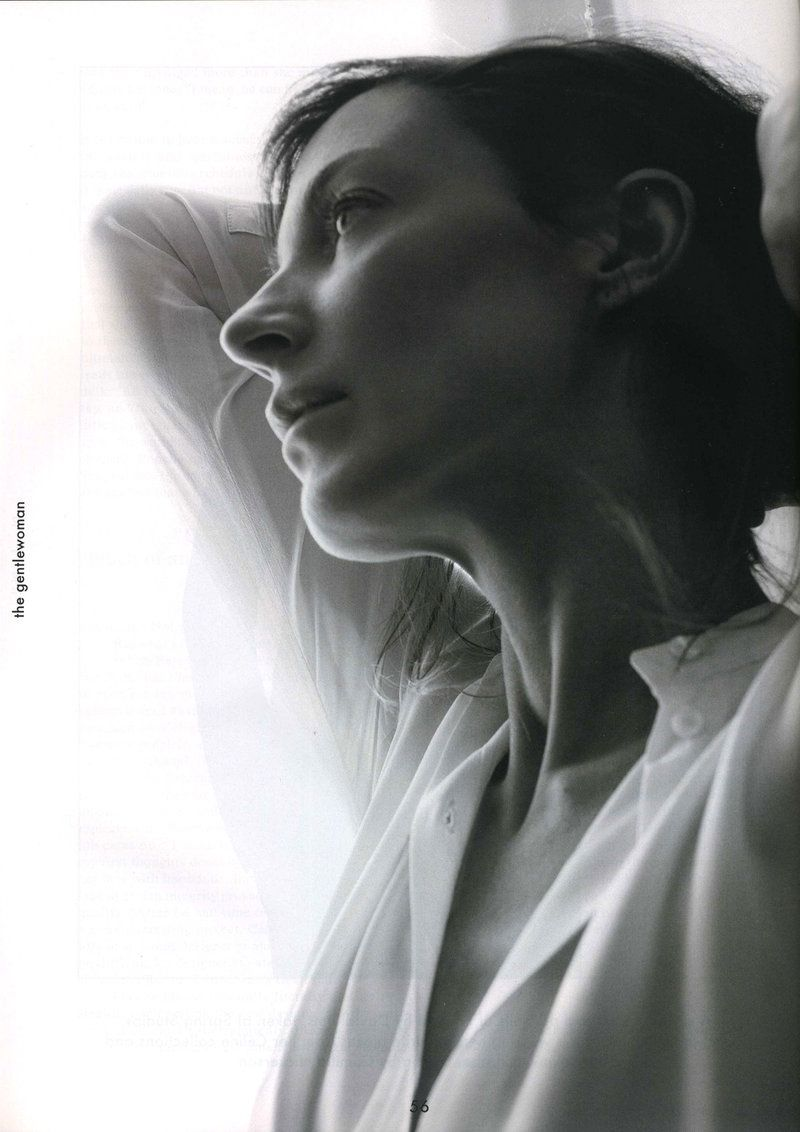 The Gentlewoman Spring Summer 2010 : Phoebe Philo by David Sims