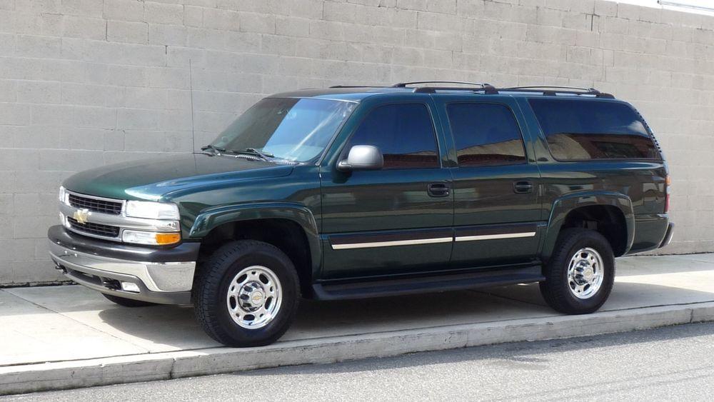 For Sale 2004 Chevrolet Suburban 2500 4wd 2004 Chevrolet Suburban