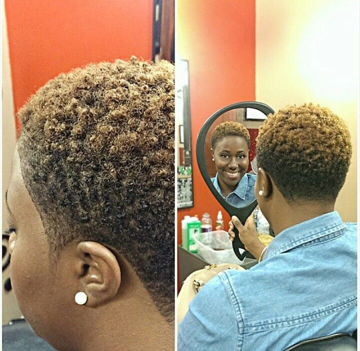 Tapered Cut Natural Hair Natural Hair Styles Hair Hair Styles