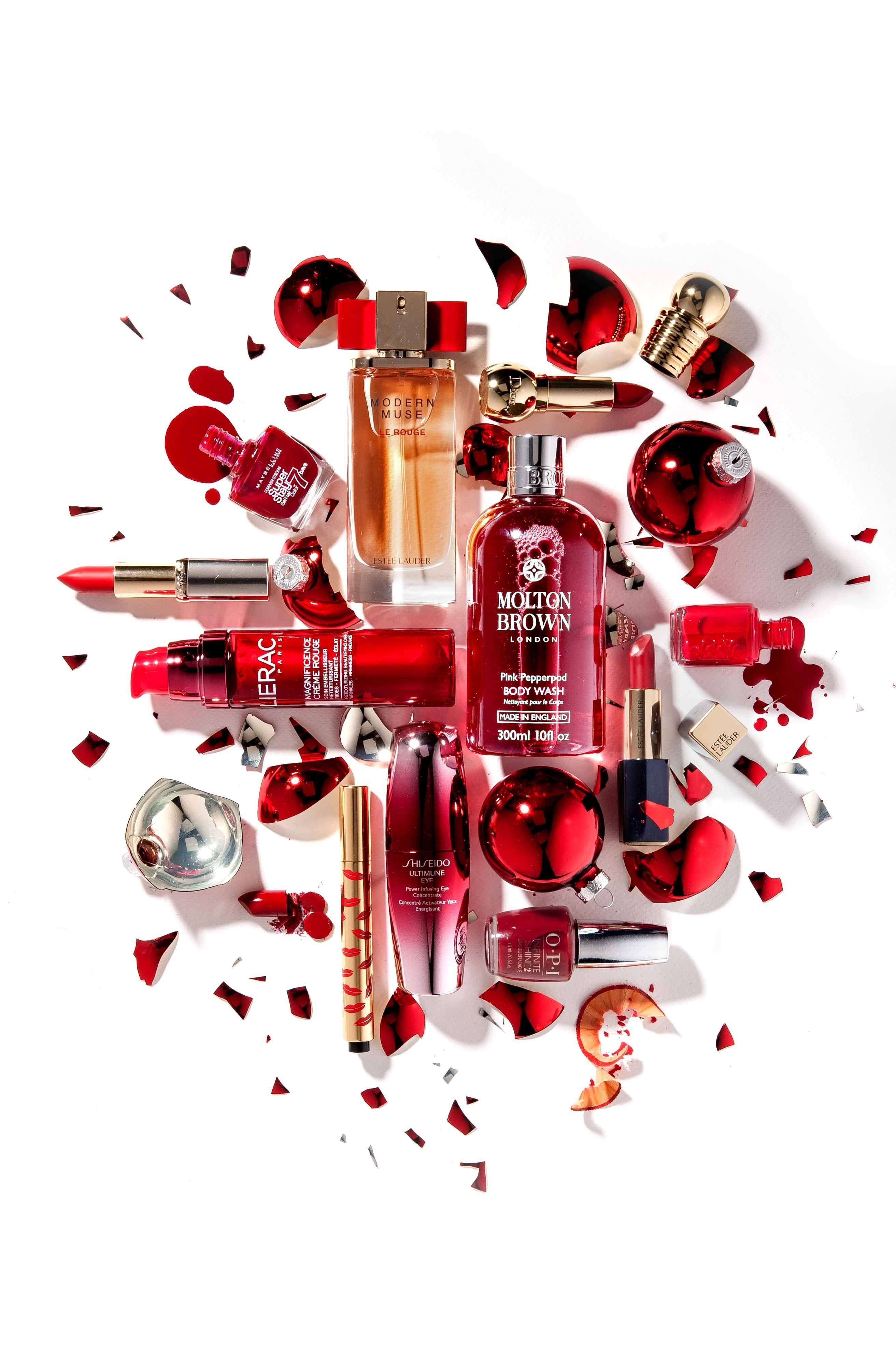 """1"""", Red and Perfume"""